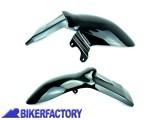 BikerFactory Parafango posteriore Pyramid colore Gloss Black %28nero lucido%29 PY13.077000B 1032643
