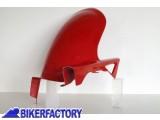 BikerFactory Parafango posteriore Pyramid colore Rosso per Duccati DS1100 Multistrada PY22.07516C 1032695