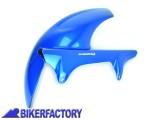 BikerFactory Parafango posteriore Pyramid colore Triton Blue %28blu%29 PY05.070194D 1033098