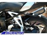 BikerFactory Parafango posteriore Pyramid colore White Glass %28bianco lucido%29 PY07.074091C 1032671