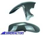 BikerFactory Parafango posteriore Pyramid in fibra di carbonio PY07.07403 1019390