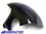 BikerFactory Parafango posteriore Pyramid in fibra di carbonio PY07.07407 1019404