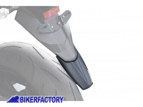 BikerFactory Paraschizzi posteriore PYRAMID Ductail %28a coda d%27anatra%29 x KAWASAKI ER 6 F N PY08.08115 1032984