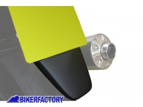 BikerFactory Paraschizzi universale posteriore PYRAMID mod. Classic Ductail %28a coda d%27anatra%29 PY00.08100 1039958