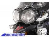 BikerFactory Protezione fari SW Motech x TRIUMPH Tiger 800 Explorer 1200 LPS.11.124.10000 B 1019812