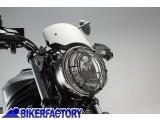 BikerFactory Protezione faro SW Motech x SUZUKI SV 650 ABS LPS.05.670.10000 B 1034220