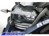 BikerFactory Protezione faro ZTechnik in policarbonato per BMW R1200GS LC %282013 in poi%29 BMW R1200GS LC Adventure %282014 in poi%29 %5BModelli con faro a LED%5D Z5402 1035522