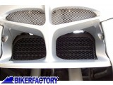 BikerFactory Griglia protezione radiatore x BMW R 850 1100 1150 RT e R 1200 GS %28%2704 %2712%29 BKF.07.3900 B 1001627