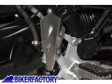 BikerFactory Protezione pompa freno SW Motech colore argento per BMW R nineT Scrambler BPS.07.175.10200 S 1028581