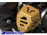 BikerFactory Protezione pompa freno SW Motech colore oro per BMW R nineT BPS.07.175.10200 GD 1030962