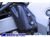BikerFactory Protezione pompa freno posteriore IN CARBONIO x BMW F 650 GS e PD %28%2700 %2707%29 e G650GS G650GS Sertao BKF.07.0484 1024033