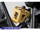 BikerFactory Protezione serbatoio posteriore liquido freni SW Motech colore ORO x BMW R nineT Scrambler SCT.07.174.10700 GD 1030966