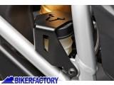 BikerFactory Protezione serbatoio posteriore liquido freni SW Motech per BMW R 1200 GS LC Adventure SCT.07.174.10500 B 1024446