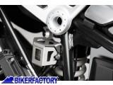 BikerFactory Protezione serbatoio posteriore liquido freni SW Motech per BMW R nineT Scrambler SCT.07.174.10700 S 1029015
