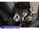 BikerFactory Protezione serbatoio posteriore liquido freni SW Motech per DUCATI Hypermotard Hyperstrada 821 939 e KTM Super Duke GT SCT.22.547.10000 S 1035360