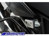 BikerFactory Protezione serbatoio posteriore liquido freni SW Motech per HONDA CRF 1000 L Africa Twin SCT.01.622.10000 S 1033684