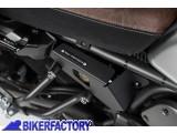 BikerFactory Protezione serbatoio posteriore liquido freni SW Motech per YAMAHA XSR 700 SCT.06.642.10000 B 1034141