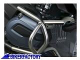 BikerFactory Paracilindri tubolare ZTechnik in acciaio inox x BMW R1200GS LC %28%2713 in poi%29%2C R1200 RT %28%2715 in poi%29 e R1200R %28%2715 in poi%29. Z7103 1035529
