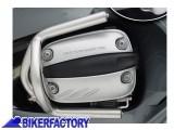BikerFactory Paracilindri tubolare ZTechnik in acciaio inox x BMW mod. 4V Z7105 1001929