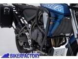BikerFactory Protezione motore carena paracilindri tubolare SW Motech x TRIUMPH Tiger 800 XC XCa XCx %28%2715 in poi%29 SBL.11.553.10000 B 1032140
