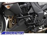 BikerFactory Protezione motore paracilindri Tubolare SW Motech x KAWASAKI Z 1000 %28%2710 in poi%29 SBL.08.647.10000 B 1000794