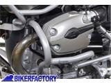 BikerFactory Protezione motore paracilindri tubolare SW Motech colore Argento per BMW R 1200 GS SBL.07.562.100 1000437