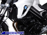 BikerFactory Protezione motore paracilindri tubolare SW Motech colore nero x BMW F 800 R F 800 S SBL.07.304.10000 B 1026178