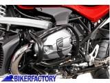 BikerFactory Protezione motore paracilindri tubolare SW Motech nero x BMW R 1200 R %28%2707 %2714%29 SBL.07.606.10000 B 1021238