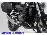 BikerFactory Protezione motore paracilindri tubolare SW Motech nero x BMW R 1200 R RS SBL.07.573.10000 B 1033162