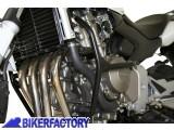 BikerFactory Protezione motore paracilindri tubolare SW Motech nero x CB 600 Hornet %28%2798 %2706%29. SBL.01.024.100 1000554