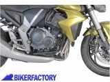 BikerFactory Protezione motore paracilindri tubolare SW Motech nero x HONDA CB 1000 R %28%2708 %2710%29 SBL.01.461.100 1000622