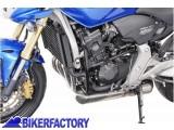 BikerFactory Protezione motore paracilindri tubolare SW Motech nero x HONDA CB 600 F Hornet %28%2707 %2710%29 SBL.01.607.100 1000555