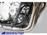 BikerFactory Protezione motore paracilindri tubolare SW Motech nero x HONDA CB1100 %28%2712 in poi%29 SBL.01.331.10000 B 1024457