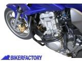 BikerFactory Protezione motore paracilindri tubolare SW Motech nero x HONDA CBF 1000 %28%2706 %2709%29 SBL.01.215.100 1000535