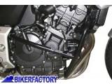 BikerFactory Protezione motore paracilindri tubolare SW Motech nero x HONDA CBF 600 N CBF 600 S %28%2704 %2707%29 SBL.01.279.100 1000529