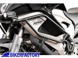 BikerFactory Protezione motore paracilindri tubolare SW Motech nero x HONDA CROSSRUNNER SBL.01.767.10000 B 1017008