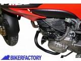 BikerFactory Protezione motore paracilindri tubolare SW Motech nero x HONDA FMX 650 %28%2705 %2707%29 SBL.01.357.100 1000594