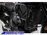 BikerFactory Protezione motore paracilindri tubolare SW Motech nero x HONDA VFR1200X CROSSTOURER SBL.01.662.10001 B 1028414