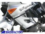 BikerFactory Protezione motore paracilindri tubolare SW Motech nero x HONDA XL 1000 V Varadero %28%2704 %2705 e 2003 con ABS%29 SBL.01.320.100 1000647