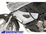 BikerFactory Protezione motore paracilindri tubolare SW Motech nero x HONDA XL 1000 V Varadero %28%2706 %2711%29 SBL.01.322.100 1000648