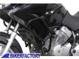 BikerFactory Protezione motore paracilindri tubolare SW Motech nero x HONDA XL 125 V Varadero %28%2707 %2708%29 SBL.01.713.10000 B 1000511