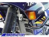 BikerFactory Protezione motore paracilindri tubolare SW Motech nero x HONDA XL 600 V Transalp %28%2787 %2799%29 SBL.01.083.100 1000572