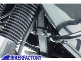 BikerFactory Protezione motore paracilindri tubolare SW Motech nero x HONDA XL 650 V Transalp %28%2700 %2707%29 SBL.01.031.100 1000581