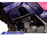 BikerFactory Protezione motore paracilindri tubolare SW Motech nero x KAWASAKI KLE 500 %28%2791 %2705%29 SBL.08.327.100 1000733