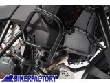 BikerFactory Protezione motore paracilindri tubolare SW Motech nero x KTM 1190 Adventure KTM 1050 Adventure SBL.04.338.10000 B 1024461