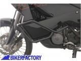 BikerFactory Protezione motore paracilindri tubolare SW Motech nero x KTM LC8 Adventure 950 990 SBL.04.488.100 1000712