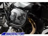 BikerFactory Protezione motore paracilindri tubolare SW Motech per BMW R nineT Scrambler SBL.07.512.10000 B 1029011
