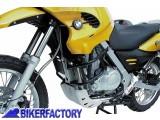 BikerFactory Protezione motore paracilindri tubolare SW Motech x BMW F 650 GS %28%2799 %2706%29 e DAKAR %28%2799 %2707%29 SBL.07.101.100 1000277