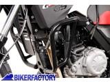 BikerFactory Protezione motore paracilindri tubolare SW Motech x BMW G 650 GS %28%2711 in poi.%29 SBL.07.775.10000 B 1014681