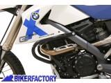 BikerFactory Protezione motore paracilindri tubolare SW Motech x BMW G 650 Xchallenge Xcountry XMoto SBL.07.629.100 1000294